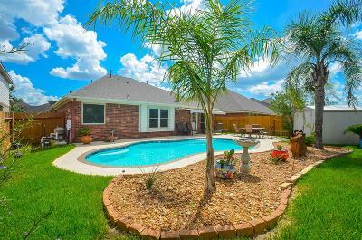 Rosenberg Single Family Home For Sale: 326 Arbor Green Lane