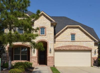 Humble Single Family Home For Sale: 12811 Bedell Bridge Lane