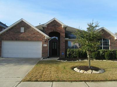 Katy Single Family Home For Sale: 24811 Mason Trail