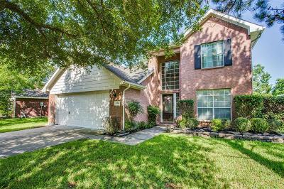 Katy Single Family Home For Sale: 3319 Pioneer Bend Lane