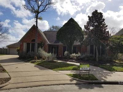 Galveston County Rental For Rent: 2113 Pleasant Valley Drive