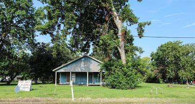 Baytown Single Family Home For Sale: 5115 East Road
