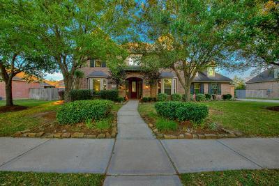 Katy Single Family Home For Sale: 2034 Grayson Lakes Boulevard