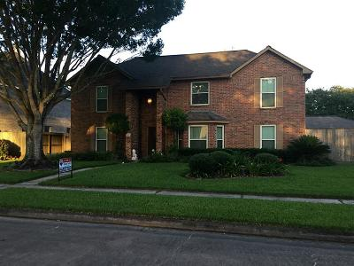 Friendswood Single Family Home For Sale: 2003 Plantation Drive