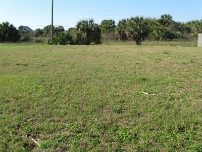 Galveston Residential Lots & Land For Sale: Lot 9 Pirates Beach Circle