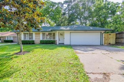 Conroe Single Family Home For Sale: 1405 N Roberson Street