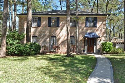 Kingwood Single Family Home For Sale: 2111 Thousand Pines Drive