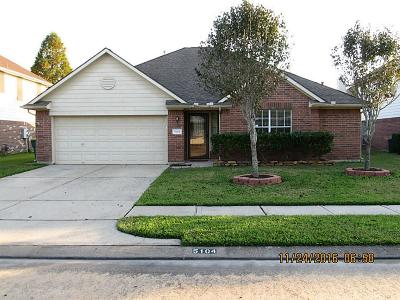 Pearland Rental For Rent: 5104 N Big Spring Drive