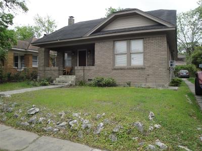 Houston Multi Family Home For Sale: 1133 W Gray Street