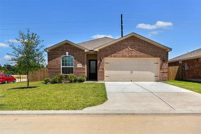 Hockley Single Family Home For Sale: 20906 Echo Manor Drive