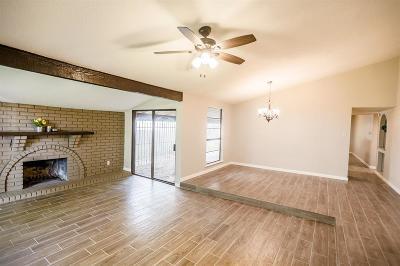 Houston Single Family Home For Sale: 6006 Ironside Turn Drive
