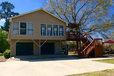 Willis Single Family Home For Sale: 11838 County Line Road