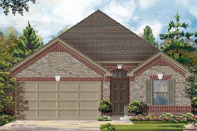 Houston Single Family Home For Sale: 4035 Lake Cypress