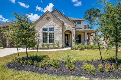 New Caney Single Family Home For Sale: 23326 Hillsview Lane