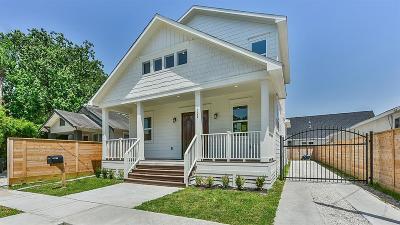 Harris County Single Family Home For Sale: 309 Morris Street