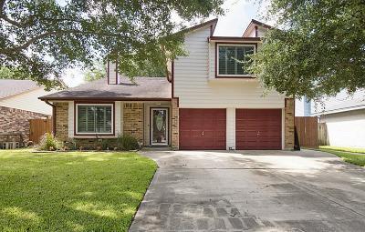 League City TX Single Family Home For Sale: $210,000