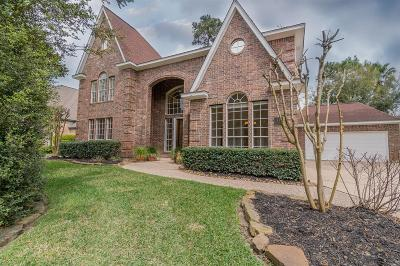 The Woodlands Single Family Home For Sale: 11 Golden Thrush Place