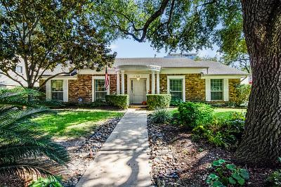 Houston Single Family Home For Sale: 2127 Blue Willow