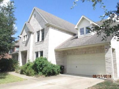 Richmond TX Single Family Home For Sale: $289,900