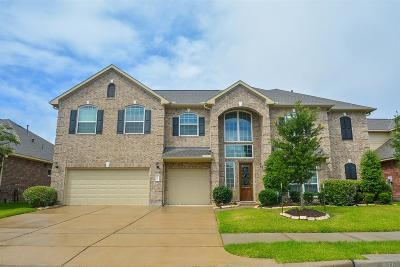 Katy Single Family Home For Sale: 25011 Ginger Ranch Drive