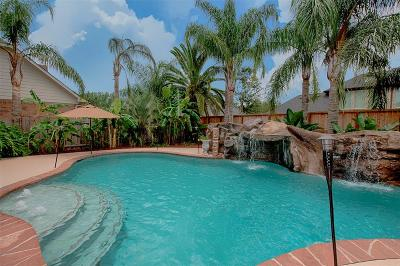 League City Single Family Home For Sale: 1412 Cabot Lakes Drive