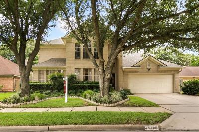 Houston Single Family Home For Sale: 14118 Woodville Gardens Drive
