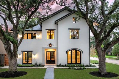 Houston Single Family Home For Sale: 3402 Banbury Place