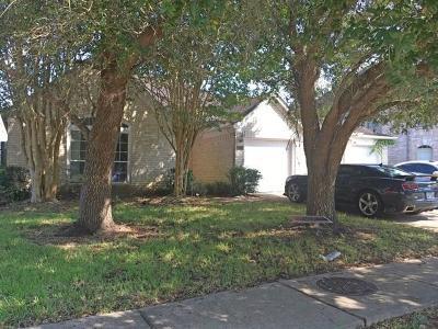 Sugar Land Single Family Home For Sale: 2123 Thistlerock Lane