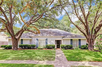 Houston Single Family Home For Sale: 12418 Overcup Drive