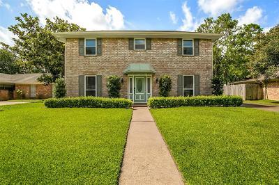 Houston Single Family Home For Sale: 15806 Hickory Knoll Drive