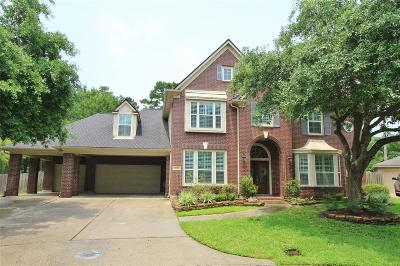 Kingwood Single Family Home For Sale: 2310 Pine Blossom Court