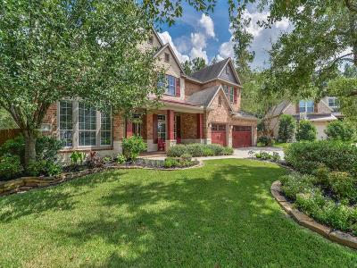 The Woodlands Single Family Home For Sale: 6 Wildever Place