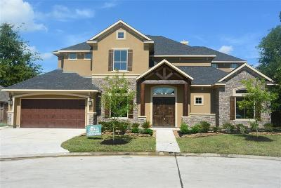 Kingwood Single Family Home For Sale: 6006 Majestic Hill Court