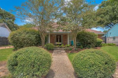 Houston Single Family Home For Sale: 978 Chamboard Lane