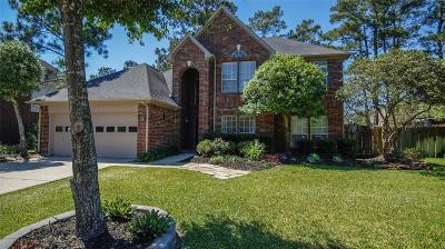 Cypress Single Family Home For Sale: 14110 Cypress Falls Drive