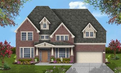 Single Family Home For Sale: 1719 Garden Point Lane