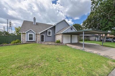 Deer Park Single Family Home For Sale: 906 Willowbriar Lane