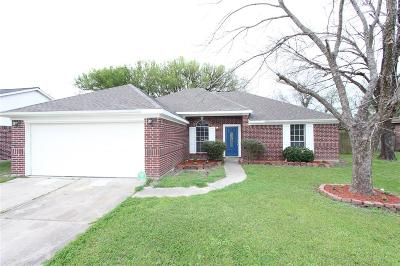 Channelview Single Family Home For Sale: 15147 Peachmeadow Lane