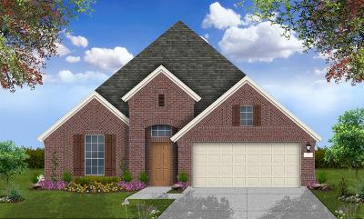 Katy Single Family Home For Sale: 2611 Country Lane