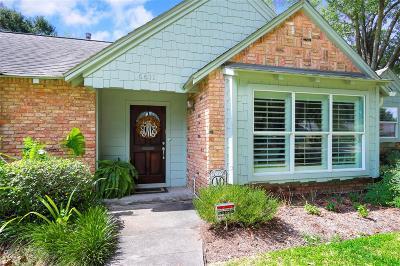 Houston Single Family Home For Sale: 6611 Kury Lane