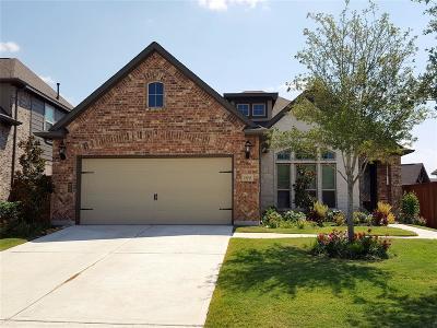 Cypress Single Family Home For Sale: 19015 Triple Creek Lane