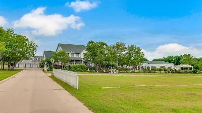 Willis Farm & Ranch For Sale: 11134 Shepard Hill Road