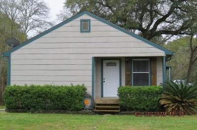 Alvin Single Family Home For Sale: 2175 W Coombs Street
