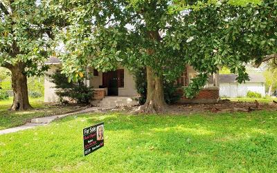 Texas City Single Family Home For Sale: 104 9th Avenue N