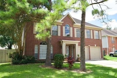 Galveston County, Harris County Single Family Home For Sale: 5715 Charlestown Colony Drive