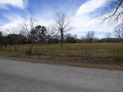Van Vleck Residential Lots & Land For Sale: County Road 112 Ashwood Road