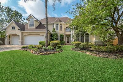 The Woodlands Single Family Home For Sale: 26 Pleasure Cove Drive