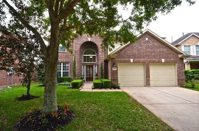 Missouri City Single Family Home For Sale: 5722 Horseshoe Falls