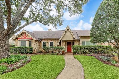 Briargrove Park Single Family Home For Sale: 10038 Locke Lane