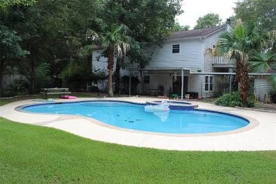 Conroe Single Family Home For Sale: 2431 Ripplewood Drive